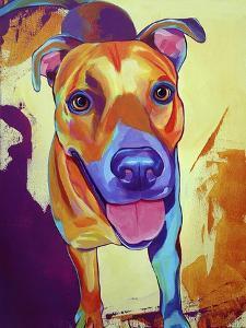 Kelsea Dog by Corina St. Martin