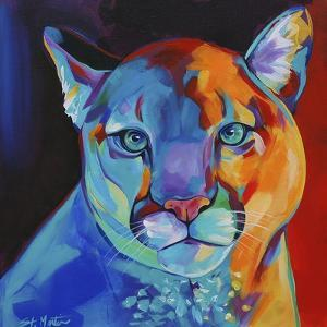 Mountain Lion by Corina St. Martin