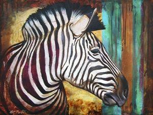 Zebra Stripes by Corina St. Martin