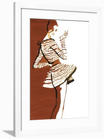 Corinne-Barbara Tyler Ahlfield-Framed Giclee Print