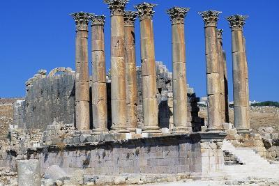Corinthian Columns of Temple of Artemis, 150-170--Giclee Print
