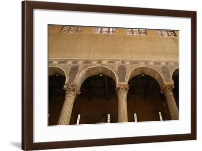 Corinthian Columns--Framed Giclee Print