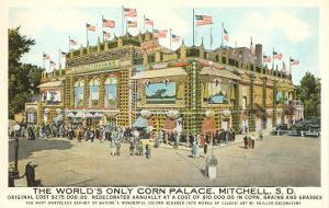 Corn Palace, Mitchell, South Dakota