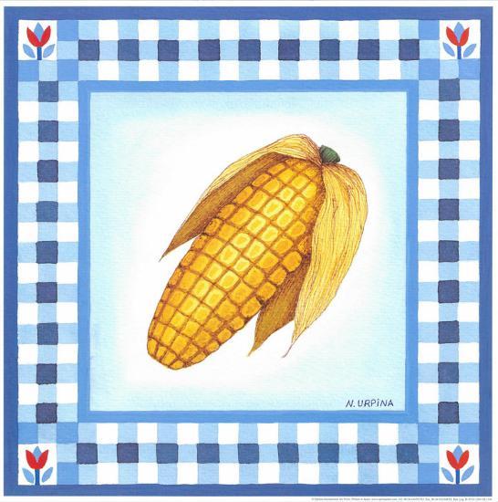 Corn-Urpina-Art Print