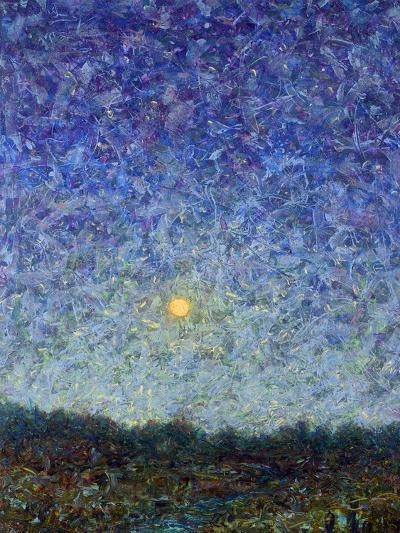 Cornbread Moon-James W. Johnson-Giclee Print