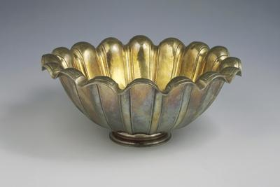 Gilded Silver Basin, 1618-1623