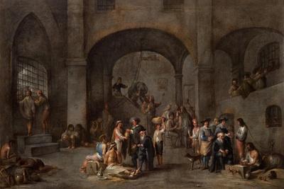 To Visit the Imprisoned, C. 1640