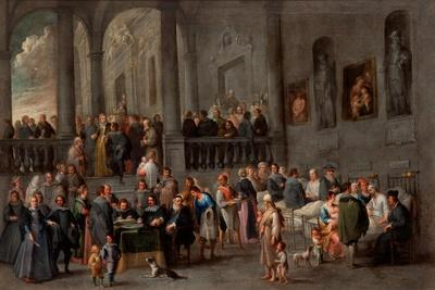 To Visit the Sick, C. 1640