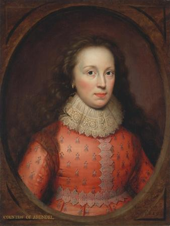Alethea Howard, 13th Baroness Furnivall, Countess of Arundel, Née Lady Alethea Talbot, 1619