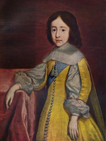 'King William III', 1657 (c1927)