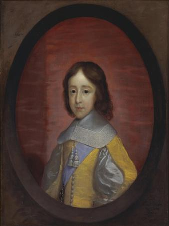 William III, Prince of Orange (1650-170), as a Child, 1657
