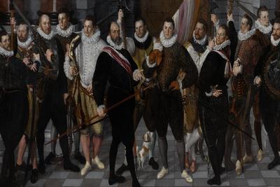 Company of Captain Dirck Jacobsz Rosecrans and Lieutenant Pauw