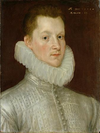 John Smythe of Ostenhanger (Now Westenhanger) Kent, 1579 (Oil on Panel)