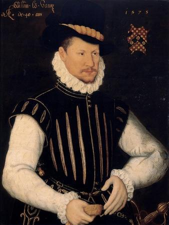 Portrait of a Gentleman, 1575