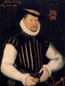 Portrait of a Gentleman, 1575 by Cornelis Ketel