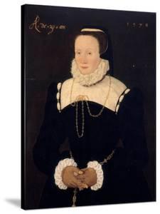 Portrait of a Lady, 1575 by Cornelis Ketel