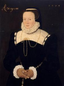 Portrait of a Lady, 1575 by Cornelis Ketel