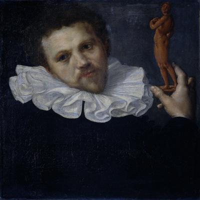 Portrait of Paulus Van Vianen