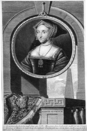 Jane Seymour, Queen Consort of England and Third Wife of Henry VIII