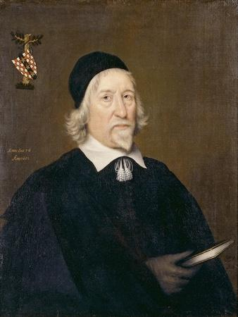 Portrait of a Man, Called Nicholas Fiske, 1651