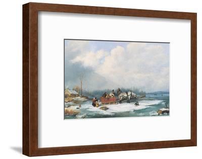Winter Landscape, c.1849