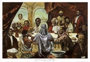 Last Supper by Cornell Barnes
