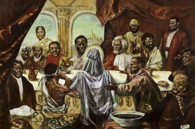 Last Supper by Cornell Barnes