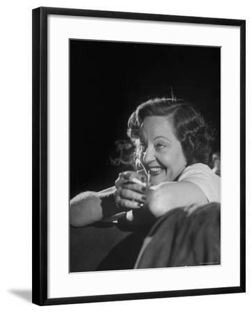 Actress Tallulah Bankhead, Attending the Barter Theatre Auditions
