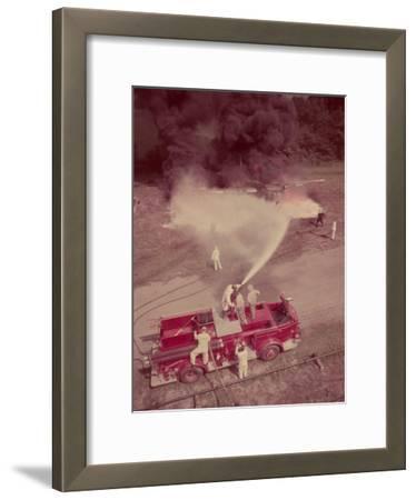 Fire Engines, Elmira, New York