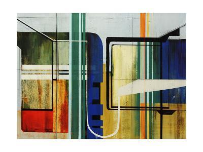 Corner Pocket-Sydney Edmunds-Giclee Print