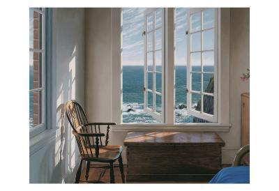Corner Room-Edward Gordon-Art Print