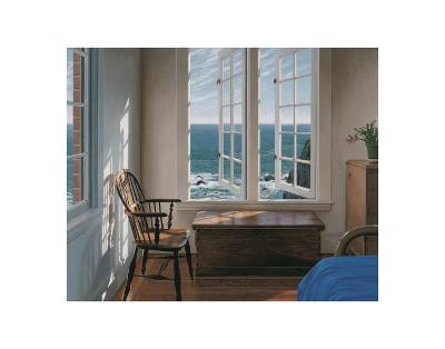 Corner Room-Edward Gordon-Art Print