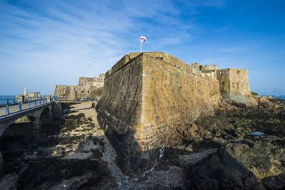 Cornet Castle, Saint Peter Port, Guernsey, Channel Islands, United Kingdom-Michael Runkel-Photographic Print