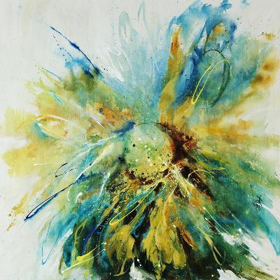 Cornflower-Farrell Douglass-Giclee Print