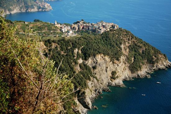 Corniglia Cinque Terre-Paolo Ardiani-Photographic Print