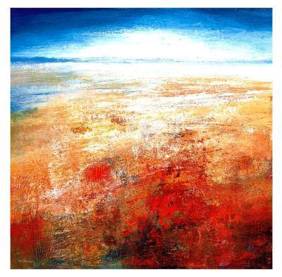 Cornish Beach I-David Stanley-Art Print