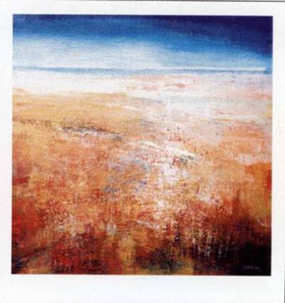 Cornish Beach II-David Stanley-Art Print