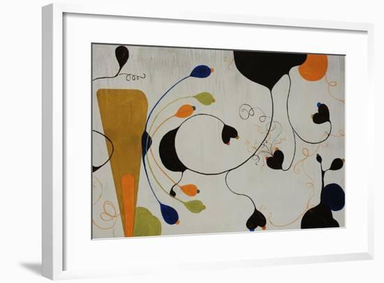 Cornucopia-Tony Wire-Framed Premium Giclee Print