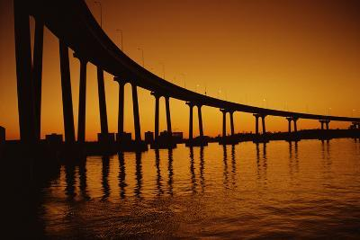 Coronado Bridge-Harvey Meston-Photographic Print