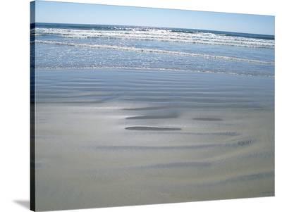 Coronado Waves 2-Jenny Kraft-Stretched Canvas Print