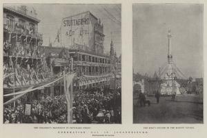 Coronation Day in Johannesburg