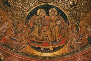Coronation of the Virgin, 1296