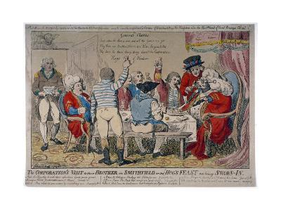 Corporation of Windsor, 1790-Isaac Cruikshank-Giclee Print