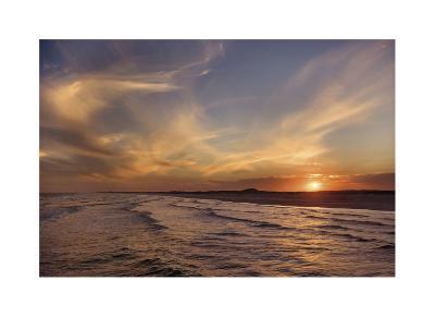 Corpus Christi Sunset-Mike Jones-Giclee Print