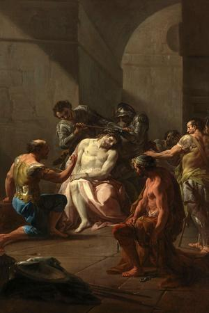 Christ Crowned With Thorns, Ca. 1754, Italian School