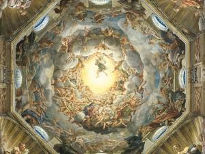 Assumption of the Virgin by Correggio