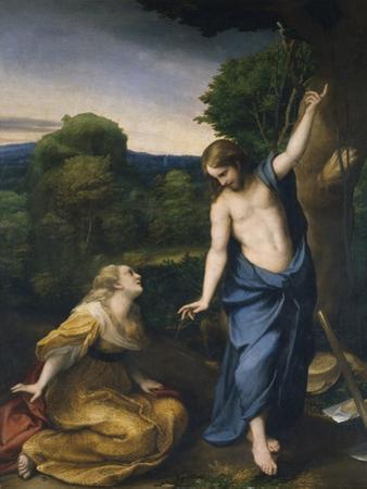 Noli Me Tangere by Correggio