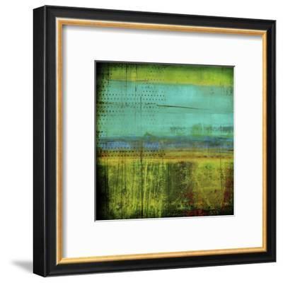 Corrugated II-Ricki Mountain-Framed Art Print