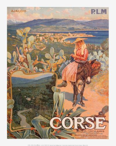 Corse--Art Print