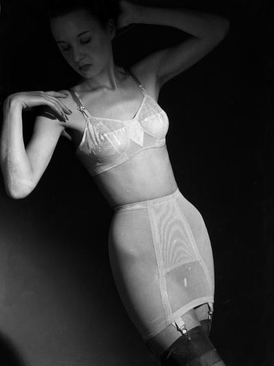 Corset-Chaloner Woods-Photographic Print